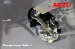 MIZU Kit para subir altura 3010201